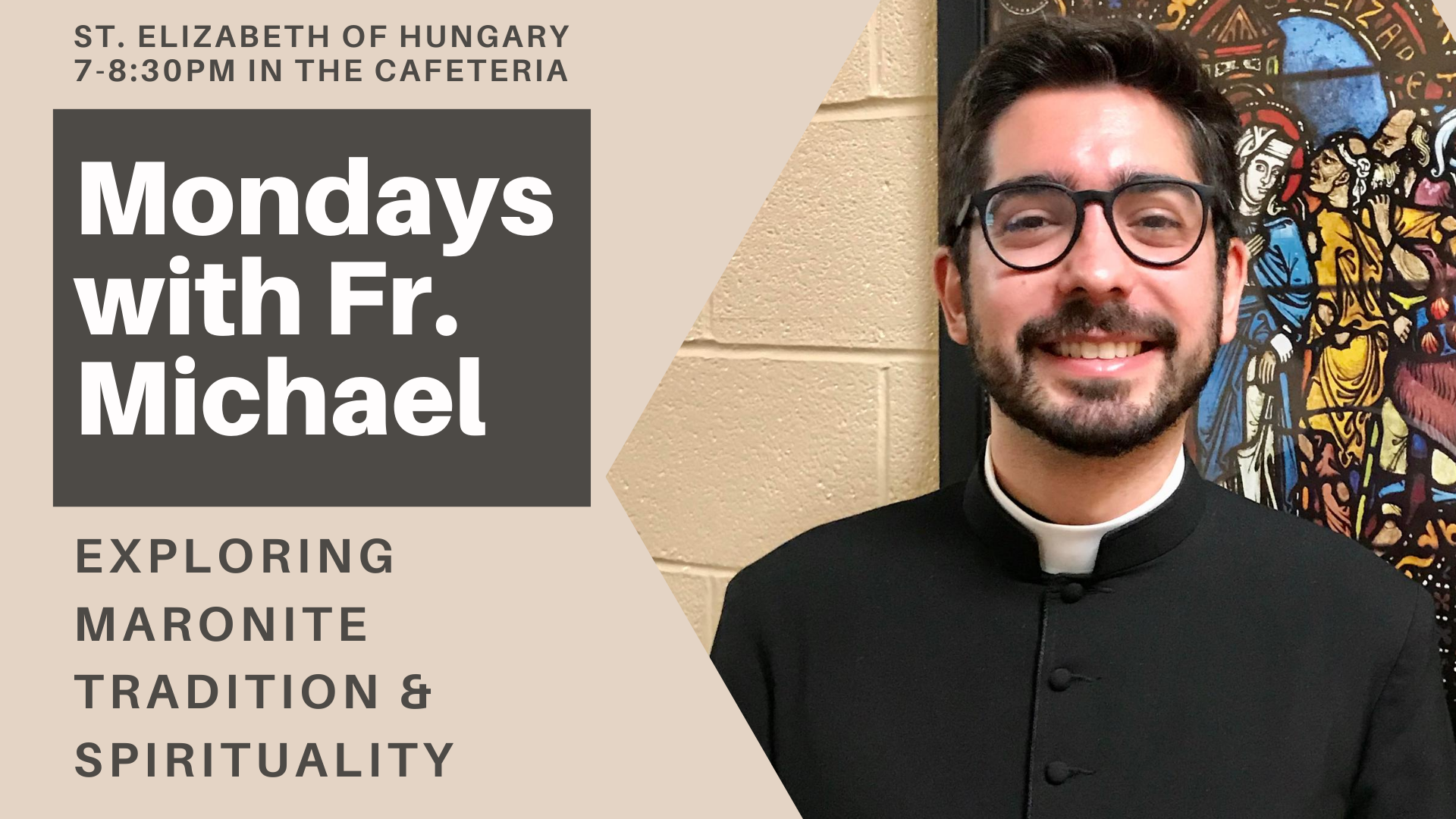 Mondays With Fr. Michael