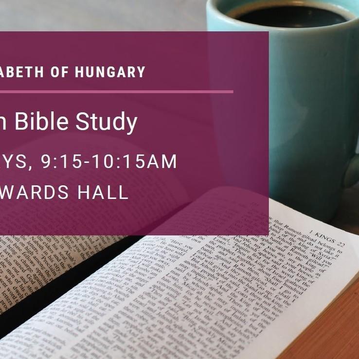 Lent Bible Study